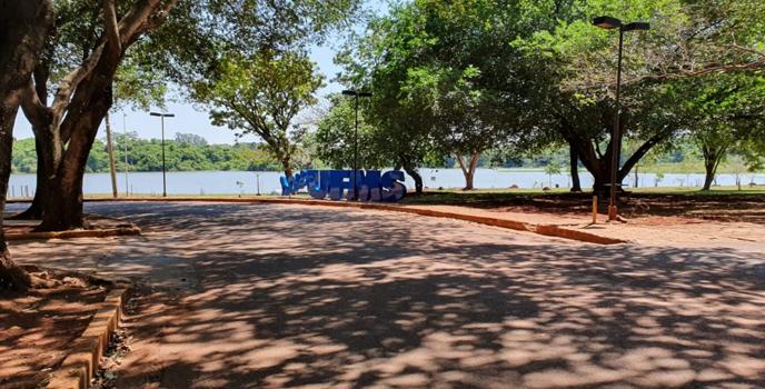 UFMS Além dos Olhos: Natureza abundante do Setor 3 - Telma Bazzano da Silva Carvalho