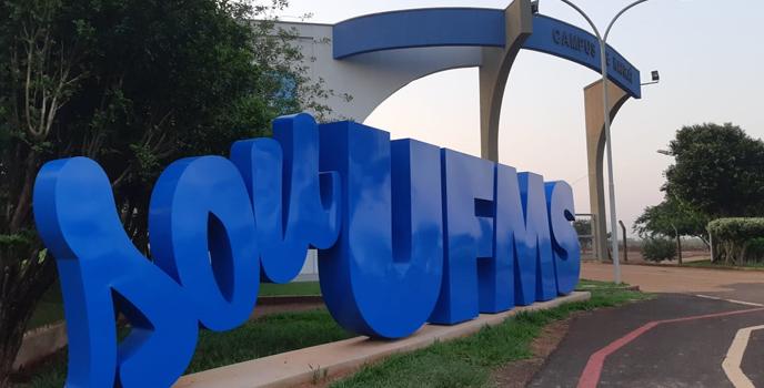 UFMS Além dos Olhos: SouUFMS - Carlos Henrique Melo Bernegossi